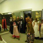 Ірод та Жидівка у офісному центрі під час вистави