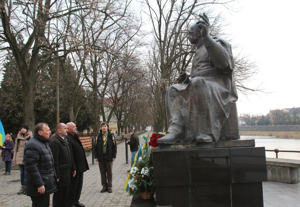 76-та річниця подій Карпатської України