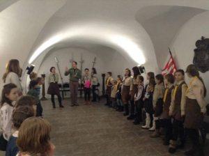 Андріївські вечорниці, Мукачівський замок, 10 грудня 2016